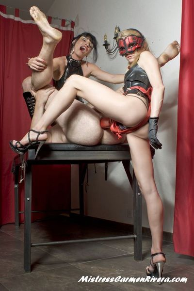 Mistress Carmen Rivera videos